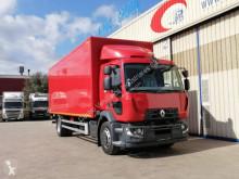 Camión Renault Gamme D WIDE 280.19 furgón usado