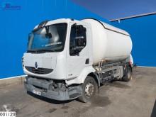 Teherautó Renault Midlum 220 balesetes vegyi anyagok tartálykocsi