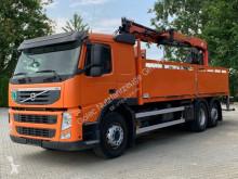 Volvo FM420 6x2 EURO5 Pritsche mit Kran Palfinger LKW gebrauchter Pritsche
