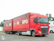 DAF tarp truck XF 106 440 Spacecab *ca.110 cm³*