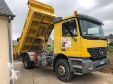 Mercedes Actros 1831 truck used two-way side tipper