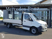 Veículo utilitário comercial estrado caixa aberta Mercedes Sprinter 319 CDI Pritsche 4325 7G Klima AHK