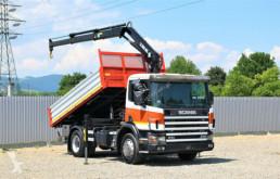 卡车 车厢 斯堪尼亚 94 230 * Kipper 4,30m +HIAB 085 - 2 !