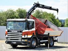 卡车 底盘 斯堪尼亚 94 230 * Kipper 4,30m +HIAB 085 - 2 !
