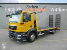 Camión MAN TGM 18.250 4x2*Seilwinde*hydr. Rampen*Klima plataforma usado