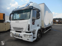 Грузовик Iveco Eurocargo 140E25 фургон б/у