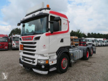 Lastbil chassis Scania R500 6x2 V8 ADR Chassis