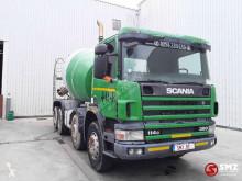 Camión hormigón cuba / Mezclador Scania 114 380