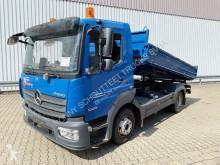 Ciężarówka wywrotka trójstronny wyładunek Mercedes Atego 1023 K 4x2 1023 K 4x2, 2x AHK Klima