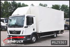 Camião furgão MAN TGL 8.190 BL, LBW, AHK Luft, TÜV 06/2022