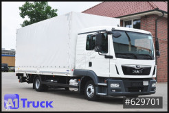 Camion MAN TGL 8.180, Goßes Haus Bett Bed LBW, savoyarde occasion