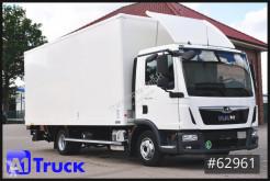 MAN box truck TGL 4x 8.190 BL, LBW, AHK Luft, TÜV Neu