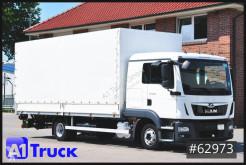 Camion savoyarde MAN TGL 8.180, Goßes Haus, Bett Bed LBW,