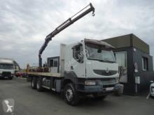 Camión caja abierta Renault Kerax 450 DXi