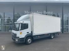Camion fourgon Mercedes Atego 1218 N E6