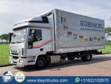 Camion cu prelata si obloane Iveco 120E22