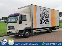 Ciężarówka furgon MAN TGL 8.150