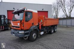 Vrachtwagen kipper Renault Kerax 370