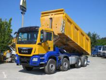 Camião MAN TGS TG-S 41.440 8x4 BB 4 Achs Muldenkipper Meiller41to Var. basculante usado