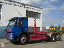 Camión Gancho portacontenedor Volvo FM12 FM FM 12 460 Abrollkipper Meiller Lenk+Lift