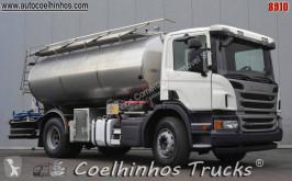 Caminhões cisterna Scania P 410