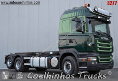 Camion porte containers Scania R 500