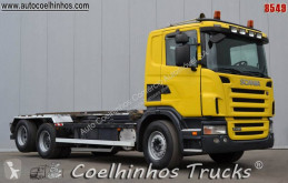 Kamión podvozok Scania G 420