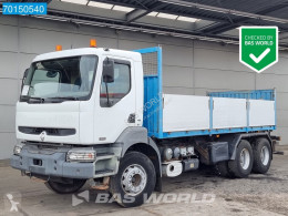 Camion Renault Kerax 420 plateau occasion
