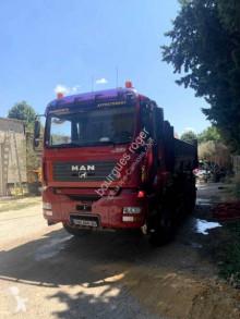 Camion MAN TGA 26.350 bi-benne occasion