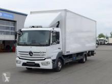 Caminhões Mercedes Atego 818*Euro6*TÜV*LBW*Klima* furgão usado