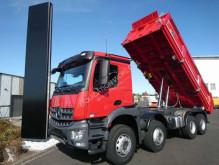 Lastbil Meiller Mercedes-Benz Arocs 3246 k 8x4 Dumper truck ske brugt