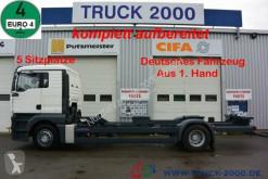 Camion MAN TGA 18.350 LL 5 Sitze Klima Schalter Aufbereitet châssis occasion