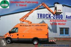 Автовышка Iveco Daily 50C11 Ruthmann-Versalift 14m Erdgasantrieb