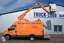 Platform commercial vehicle Daily 50C11 Ruthmann-Versalift 14m Erdgasantrieb