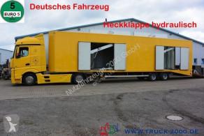 Camion Mercedes Actros 1845 Spezial Geschlossen Transport 4 PKW porte voitures occasion