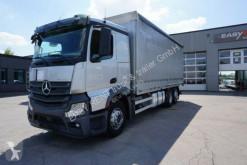 Camion savoyarde Mercedes MERCEDES-BENZ 2543 L