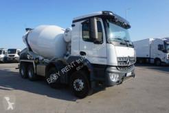 Camion béton toupie / Malaxeur Mercedes 3240 8x4 M-Fhs/ Automatik/Stetter 9m³