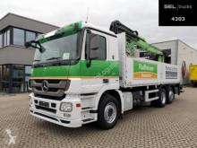 Camion plateau Mercedes Actros 2544 L 6X2 / LENKACHSE / Retarder