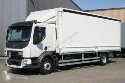 Camion savoyarde Volvo FL 280 Schiebeplane Edscha LBW Bett AHK