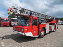 Camion Deutz Magirus 256 V8 4x2 Stige DL23-12 30 m. pompiers occasion