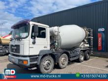 Teherautó MAN 32.364 használt betonkeverő beton