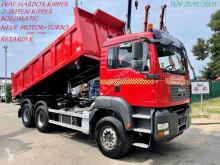 Camion MAN TGA 33.480 tri-benne occasion