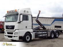 Camion polybenne MAN TGX 18.480