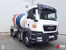 Ciężarówka betonomieszarka MAN TGS 32.360