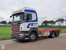 Camião BDF Scania R 500