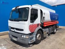 Renault Premium 250 truck used chemical tanker