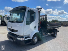 Camion tri-benne Renault Midlum 220 DXI