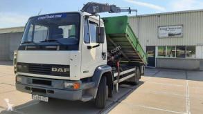 Camión DAF volquete usado