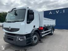 Teherautó Renault Premium Lander 430.19 DXI használt billenőplató