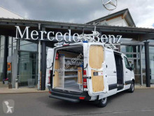 Furgoneta furgoneta furgón Mercedes Sprinter Kasten 314 Flachdach 3665 SORTIMO